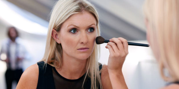 """The survey found 8 per cent of women were told by their bosses to wear more make-up so they """"looked prettier"""". Photo / 123RF"""