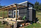 Holly Bowen and Oli Bucher built their
