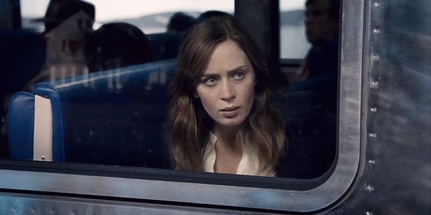 Loading Actress Emily Blunt stars in the new movie Girl On The Train.