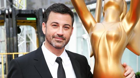 Kimmel blames producer Mark Burnett for Trump