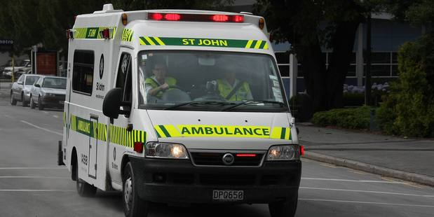 A person is trapped in an early morning car crash on a rural Canterbury road. Photo / File