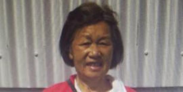 Aileen Sue, 76, is missing in the Hutt Valley. Photo / supplied by Police
