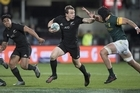 All the best images from the All Blacks win over South Africa last night. Photos / Brett Phibbs.