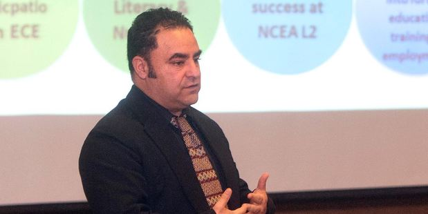 Rotorua Principal's Association president Grant Henderson. PHOTO/FILE
