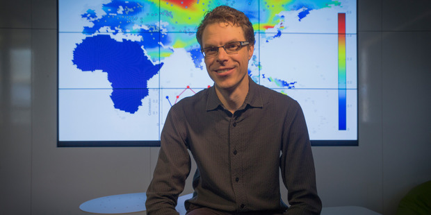 Massey University computational biologist Professor Murray Cox is part of a team of international scientists who have shed new light on the ancient movements of early man. Photo: File