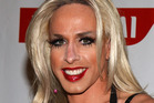 Alexis Arquette at the Karaoke Revolution hosted by the Elizabeth Glaser Pediatric AIDS Foundation. Photo / Getty