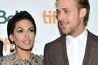 Eva Mendes and Ryan Gosling's secret marriage has been revealed. Photo/Getty