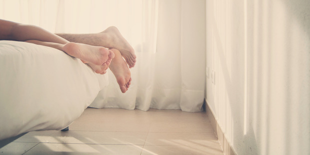 The research suggests that dimming the lights is unhelpful to men with low libidos. Photo / Getty Images