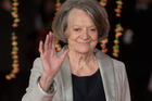 Dame Maggie Smith attends The Royal Film Performance and World Premiere of The Second Best Exotic Marigold Hotel. Photo / Getty