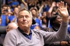 Former US President George H W Bush. Photo / Getty Images