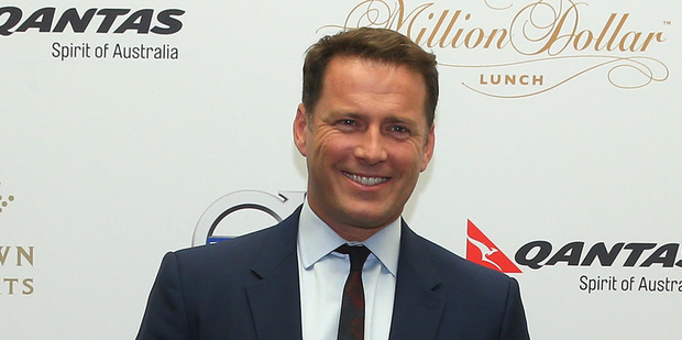 Former TVNZ reporter Karl Stefanovic has reportedly split with his wife. Photo / Getty