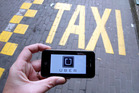 Uber's new ride-sharing system will first roll-out in Auckland. Photo / Getty Images