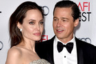Actress/director Angelina Jolie Pitt (L) and husband actor Brad Pitt arrive at the AFI FEST 2015. Photo / Getty