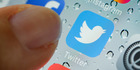 Twitter shares jumped 20pc on talk of a sale - close to a high for the year. Photo / Getty Images