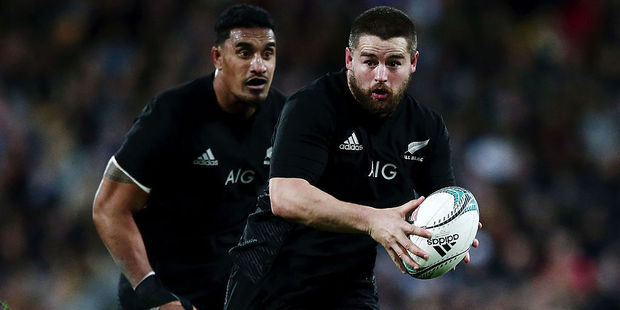 Loading Dane Coles. Photo / Getty