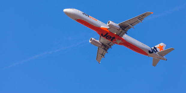 Jetstar refused the 13-year-old when he went to board his flight home. Photo / Getty Images
