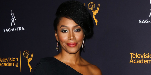 Simone Missick plays Misty Knight. Photo / Getty Images