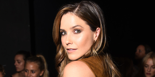 Actress Sophia Bush had an uncomfortable run-in with a stranger. Photo / Getty Images