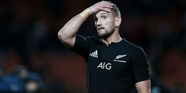 Aaron Cruden. Photo / Getty