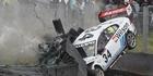 Watch : Massive V8 Supercars crash at Sandown 500