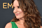 Tina Fey's reaction to Jimmy Kimmel's Bill Cosby joke has gone viral. Photo/Getty