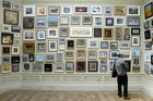 Art auction estimates often not only are down from the heyday, but also below primary market prices. Photo / Getty
