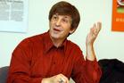 Professor Allan Lichtman. Photo / Getty Images