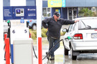 Hawkes Bay petrol prices drop. PHOTO/ DUNCAN BROWN