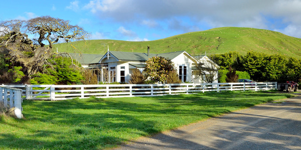 AUCTION: The family farm of former Prime Minister Sir Keith Holyoake, which is situated about 18 km from Dannevirke in Manawatu, has been put up for auction. PHOTO/FILE.