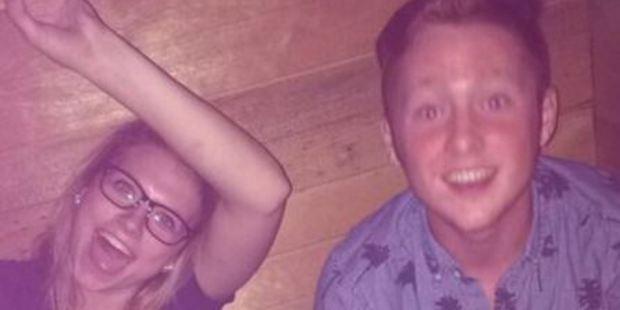 McKenna Clark regretted handing in her assignment while drunk. Photo / Twitter, McKenna Clark