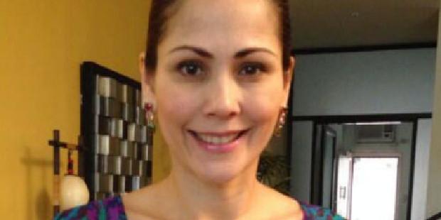 Aurora Moynihan's sister, movie star Maritoni Fernandez, said the family is in 'deep shock' over her murder. Photo / Twitter