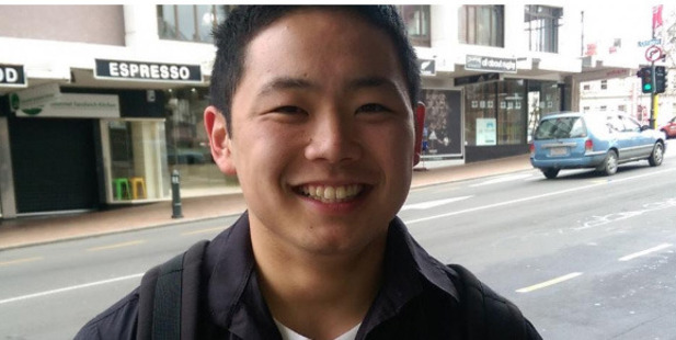 Yuji Kubota escaped a conviction despite admitting lighting a fire in Hyde St. Photo / Tim Brown / Otago Daily Times