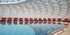 Yas Viceroy Abu Dhabi hotel pool. picture / supplied