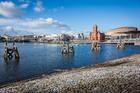 Cardiff Bay. Photo / 123RF