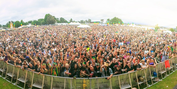 Accommodation for the One Love Festival is already booked out in Tauranga and tickets are selling fast. Photo/file