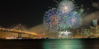 Fireworks over San Francisco. Photo / Jakob Nilsson-Ehle, Creative Commons License