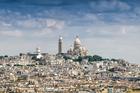 The Sacre Coeur dominates the city, Paris' Le Marais district. Photo / 123RF