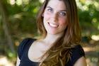 Vegan food blogger Kristin Lajeunesse.