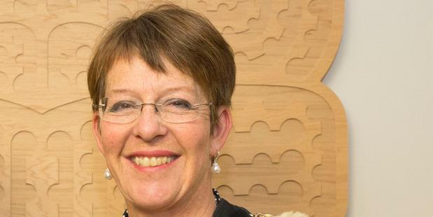 Wellington Mayor Celia Wade-Brown. Photo / Supplied