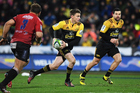 Super Rugby Final between the Hurricanes and Lions at Westpac Stadium in Wellington. Photo / Photosport