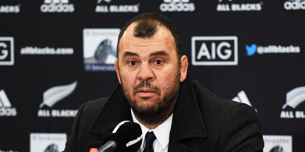 Loading Australian coach Michael Cheika. Photo / Photosport.co.nz