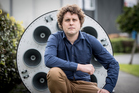 Rocket Lab chief executive Peter Beck. Photo / Michael Craig