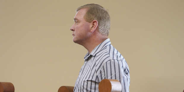 Russell Stewart pleaded not guilty to seven charges relating to the triple fatality. Photo / Northern Advocate.