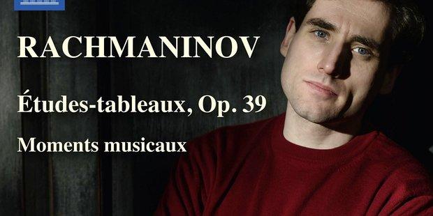 Rachmaninov, Etudes-tableaux & Moments musicaux (Naxos)