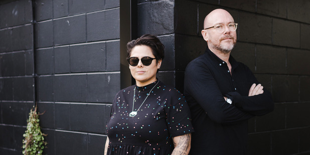 Anika Moa and Paul Casserly are a powerful pairing that promises to produce an outrageously bizarre, unfiltered, half hour of chat based, WTF, hilarity.