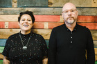 Anika Moa and Paul Casserly are working together on the new chat show, All Talk with Anika Moa.
