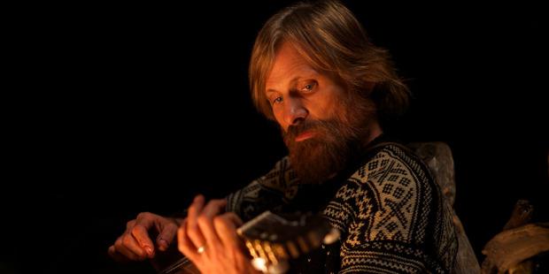 Viggo Mortensen as the father Ben in the film Captain Fantastic. Photo / Erik Simkins, Bleecker Street