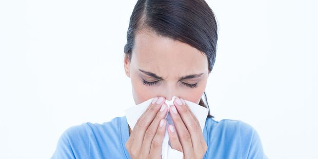 Nearly one-in-five New Zealanders were infected with influenza viruses last year. Photo / 123RF