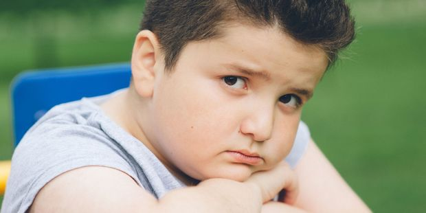 New Zealand researchers are concerned at the prevalence of major health risks they found in children and adolescents whose are obese. Photo / 123RF