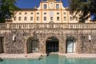 Villa Le Maschere, Tuscany, Italy.